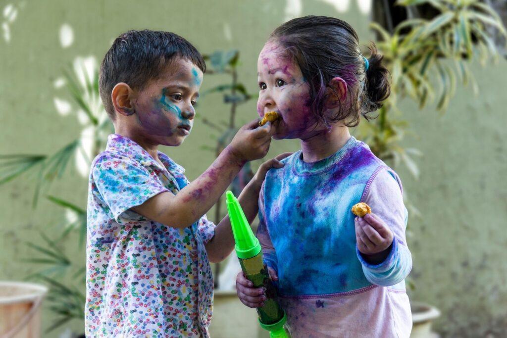 Festival Theme activity for kids