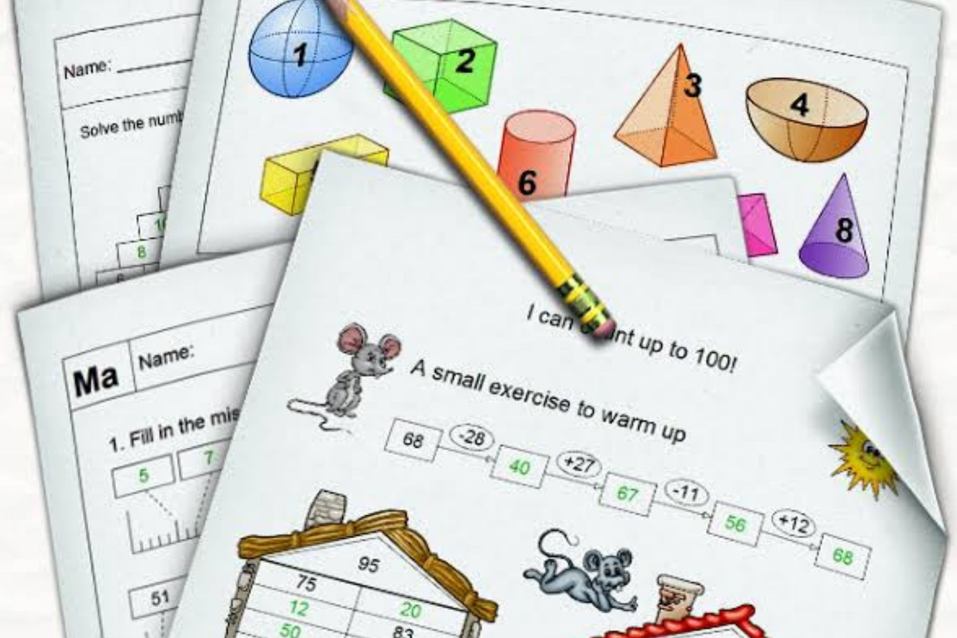worksheet for toddlers, worksheet for preschoolers, worksheet for kindergarteners